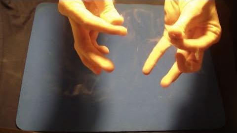 Magic Tricks Revealed Smoking Fingers