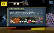 Store Screen