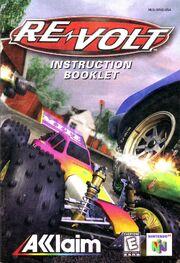 N64 Instruction Booklet