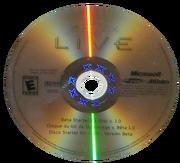 Xbox Live CD
