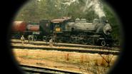 Steam train memorial day