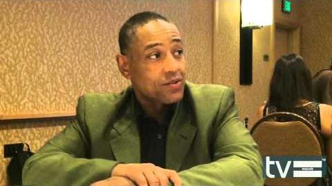 Revolution (NBC) Giancarlo Esposito Interview