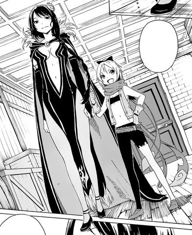 File:Elsa and Felt - Daisshou Manga.png