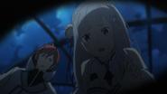 Reinhard and Emilia - Re Zero Anime BD - 1