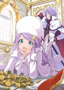 Manga 3 Volume 4 Cover Art