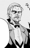 Wilhelm van Astrea - Daisanshou Manga 1