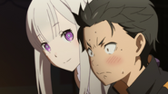 Subaru and Emilia - Re Zero Anime BD - 3
