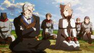 Wilhelm and Ferris - ReZero Anime