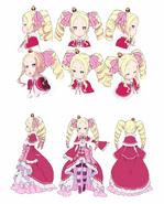 Beatrice Character Art Alternate