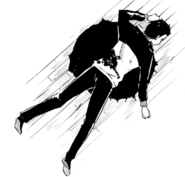 Subaru's 1st Death - Daisshou Manga