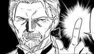 Wilhelm van Astrea - Daisanshou Manga 6