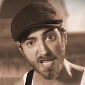 Rhett as Wilbur Wright
