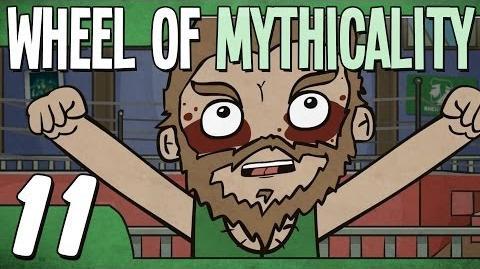 Trash Talking Pro Wrestlers (Wheel of Mythicality - Ep