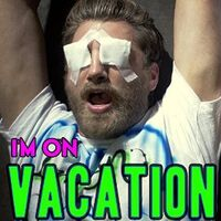 I'm On Vacation Single Cover