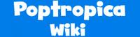 Poptropica Wiki Wordmark