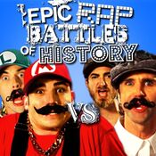 Mario Bros. vs. Wright Bros. Cover