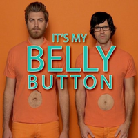 It's My Belly Button Single Cover