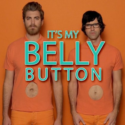 File:It's My Belly Button Single Cover.png