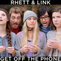 Get Off The Phone Single Cover