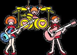 Drum Girls