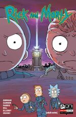 Rick and Morty Issue 10