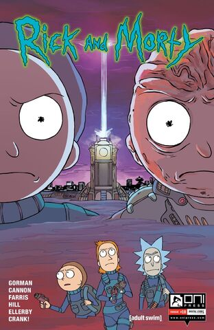 File:Rick and Morty Issue 10.jpg