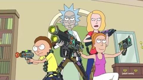 Rick and Morty - Season 2 Trailer - Long Version