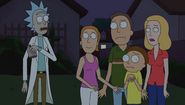S1e2 morty has been traumatized