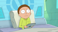 S3e4 morty embarrassed