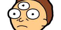 Three Eye Morty