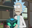 Mr. Meeseeks Box