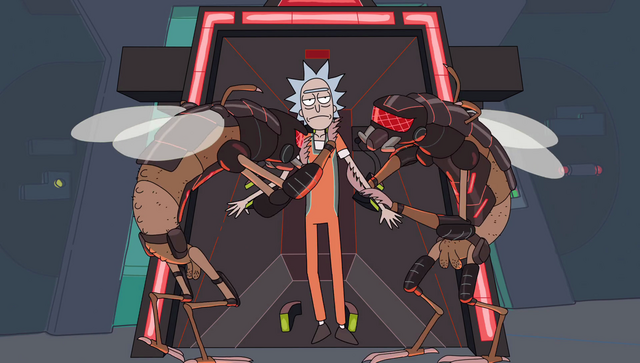 File:S2e10 rick strapped in.png