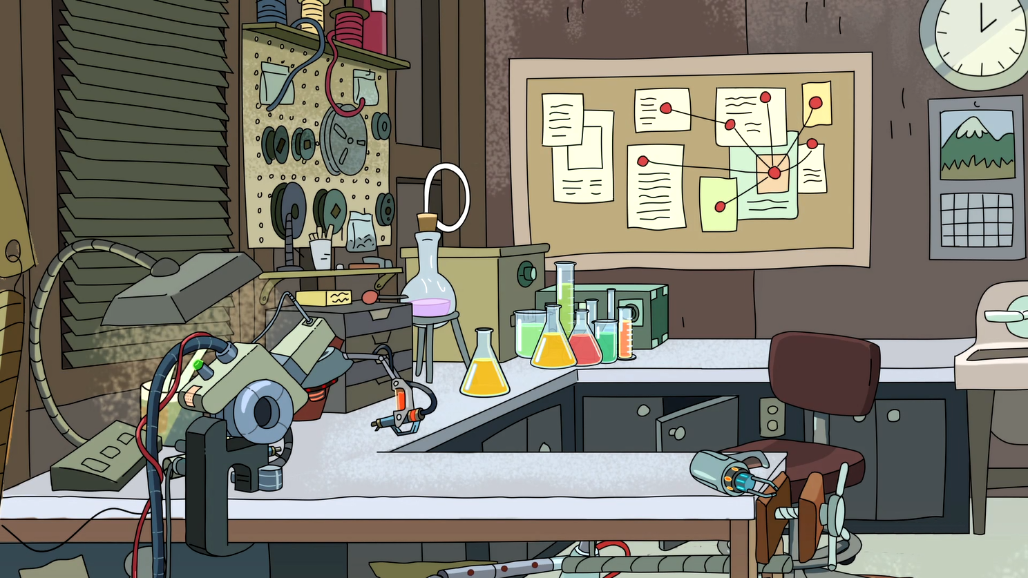 The Garage | Rick and Morty Wiki | FANDOM powered by Wikia