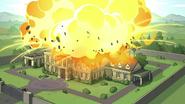 S3e3 explosion