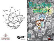 PLYSI issue 1 Jetpack Comics Forbidden Planet Exclusive