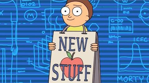 Pocket Mortys April Update! Adult Swim Games Adult Swim