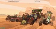 S3e2 Corey Booth paints vehicles6