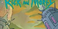 Rick and Morty Issue 17