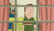 S1e10 jerry looks out window