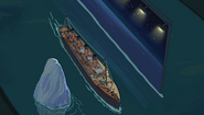 S1e11 ship misses