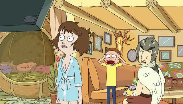 File:S2e5 morty panicking.png