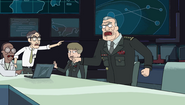 S2e5 general getting mad