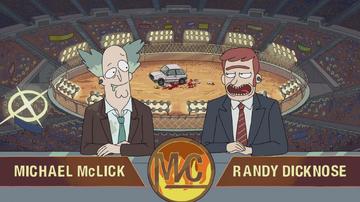 MAN vs. CAR