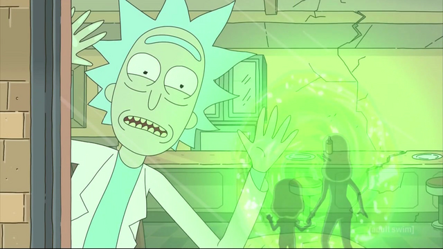 File:S3e1 rick behind glass.png