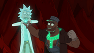 S3e4 ricks not gonna take it