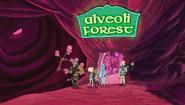 S1e3 alveoli forest