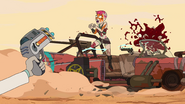 S3e2 rick shoots with laser gun