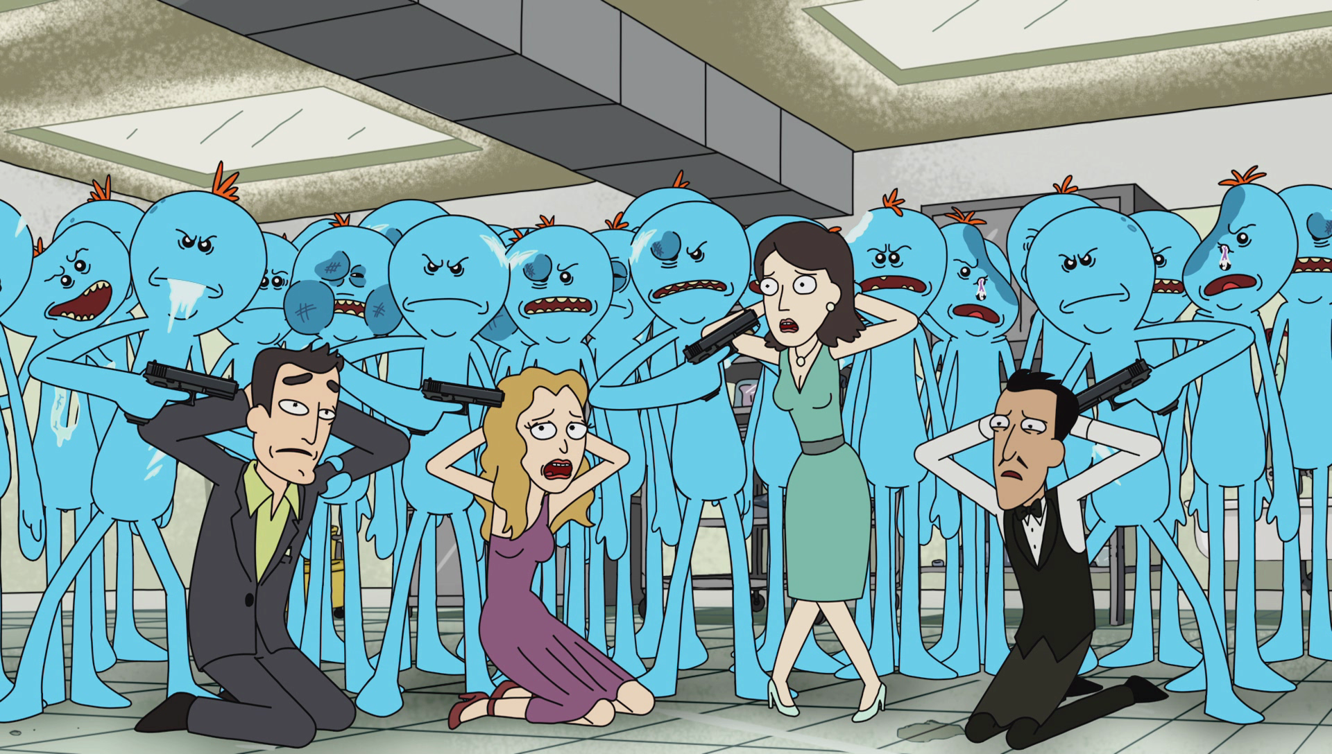 Meeseeks And Destroy Rick And Morty Wiki Fandom Powered By Wikia