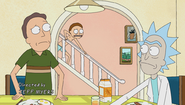 S1e7 panicked morty