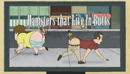 S1e8 hamsters that live in butts